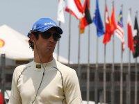 Бруно Сенна на Гран При Бразилии 2010