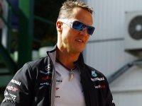 Михаэль Шумахер, портрет на Гран При Венгрии 2011