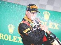 Кими Райкконен - победитель Гран При Австралии 2013