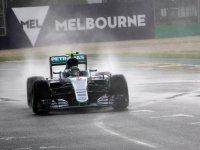 Нико Росберг, вторая часть свободных заездов на Гран При Австралии 2016