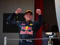Макс Ферстаппен, победа на Гран При Испании 2016