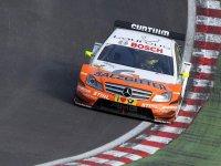 Ральф Шумахер на этапе в Брендс Хетче DTM 2011