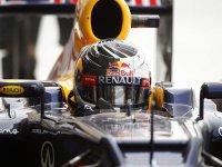 Себастьян Феттель, пятничные заезды на Гран При Бахрейна 2012