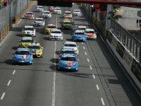 WTCC, старт Гран При Макао 2010