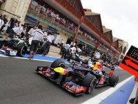 Себастьян Феттель, свободные заезды на Гран При Европы 2012