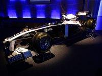 Окончательная версия раскраски Williams FW33 2011