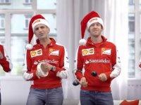 Гонщики команды Ferrari 2015