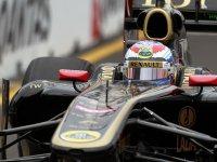 Виталий Петров, пятничная тренировка на Гран При Австралии 2011