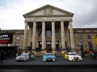 Презентация автомобилей DTM 2012