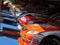 Гараж NASCAR Sprint Cup