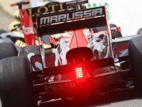Тимо Глок, субботние свободные заезд на Гран При Бразилии 2011