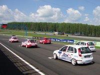 Старт гонки RTCC в Смоленске 2011