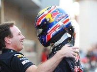 Кристиан Хорнер и Марк Уэббер, Red Bull Racing