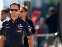 Кристиан Хорнер, спортивный директор Red Bull