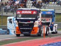 Чемпионат Европы в классе грузовых автомобилей