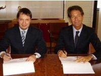 Заседание WSBK, на котором подписано соглашение о проведении Гран При России