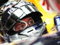 Себастьян Феттель в квалификации на Гран При Индии 2011