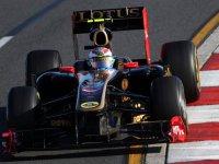 Виталий Петров, Lotus Renault, Гран При Австралии 2011