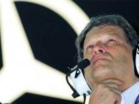 Норберт Хауг, руководитель спортивного подразделения Mercedes