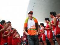 Нико Хюлькенберг на Гран При Индии 2012