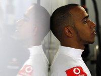 Льюис Хэмилтон, портрет на Гран При Монако 2011