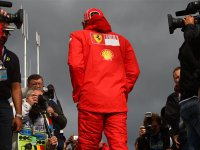 Лука Бадоер на Гран При Бельгии 2009