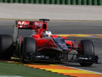 Тимо Глок, Marussia Virgin Racing на тестах в Валенсии 2011