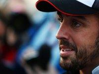 Фернандо Алосно, McLaren