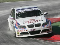 Энди Приоль на Гран При Италии 2010