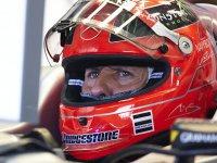 Михаэль Шумахер на Гран При Бразилии 2010