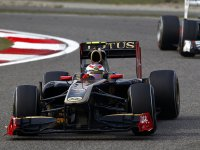 Виталий Петров, Lotus Renault GP, Гран При Китая 2011