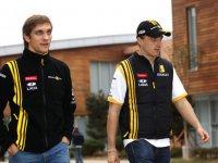 Виталий Петров и Роберт Кубица, Renault