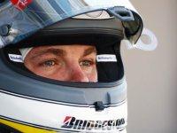 Нико Росберг на Гран При Италии 2010