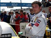 Бруно Спенглер на этапе в Зандворте серии DTM 2011