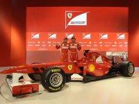 Болид Ferrari F150