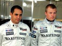 Кими Райкконен и Хуан Пабло Монтойя, McLaren 2005