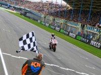 Победа Бена Списа на Гран При Голландии 2011