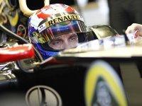 Виталий Петров, Формула 1