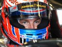 Дженсон Баттон на Гран При Монако 2011