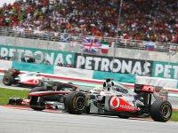 Льюис Хэмилтон, Гран При Малайзии 2011