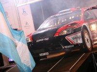 Федерико Виллагра - девятикратный чемпион Аргентины по ралли
