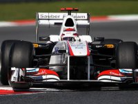 Камуи Кобаяши, пятничные заезды на Гран При Испании 2011