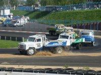 Гонка грузовиков серии RTCC в Смоленске 2011