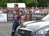 Себастьян Буэми на фестивале «Формула Сочи»