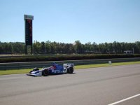 Тесты в Barber Motorsports Park