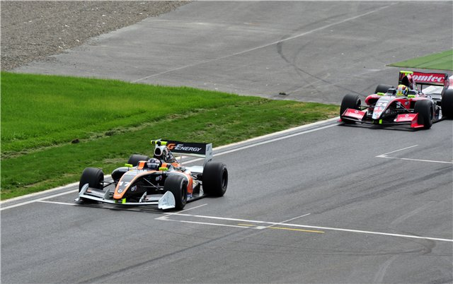 Moscow Raceway, Formula Renault 3.5