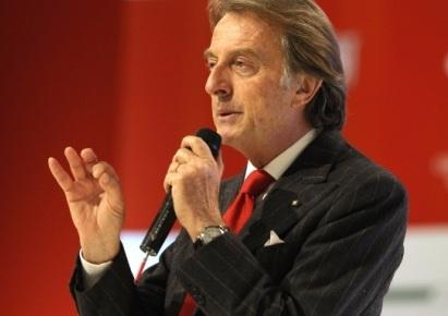 Президент Ferrari Лука ди Монтеземоло
