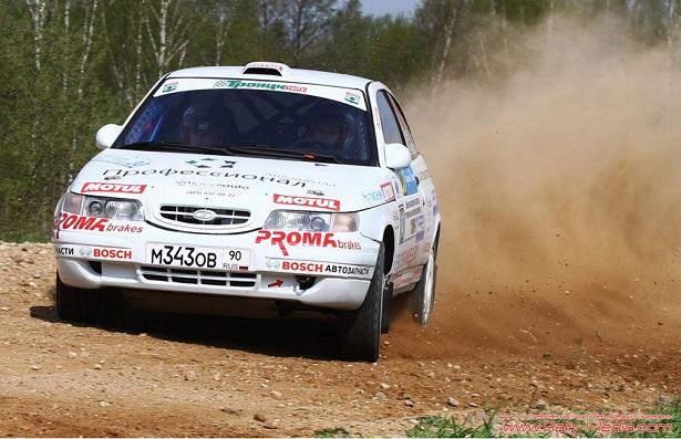 Троицк-Rally